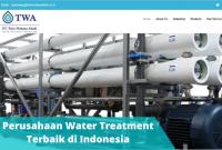 PT. Tirta Wahana Abadi : Perusahaan Water Treatment Terbaik di Indonesia